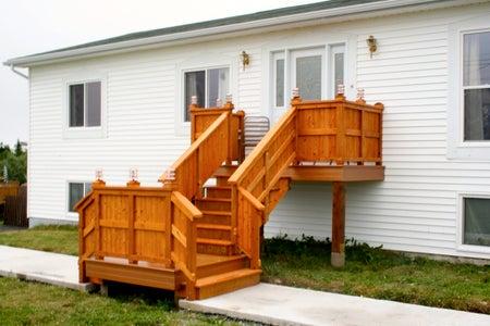 Less Hassle Deck Building