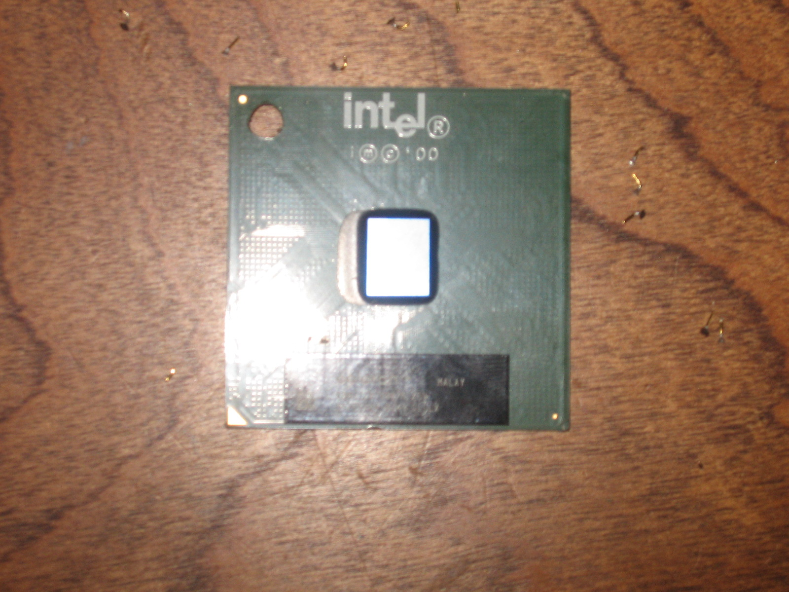 Picture of Processor Keychain