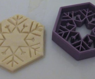 Cookie Mold - SnowFlake