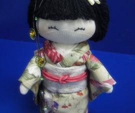Girl Sock Doll