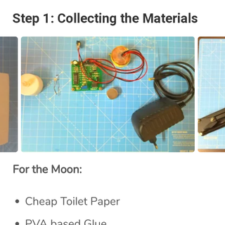 [Updated]Floating Lunar Lamp