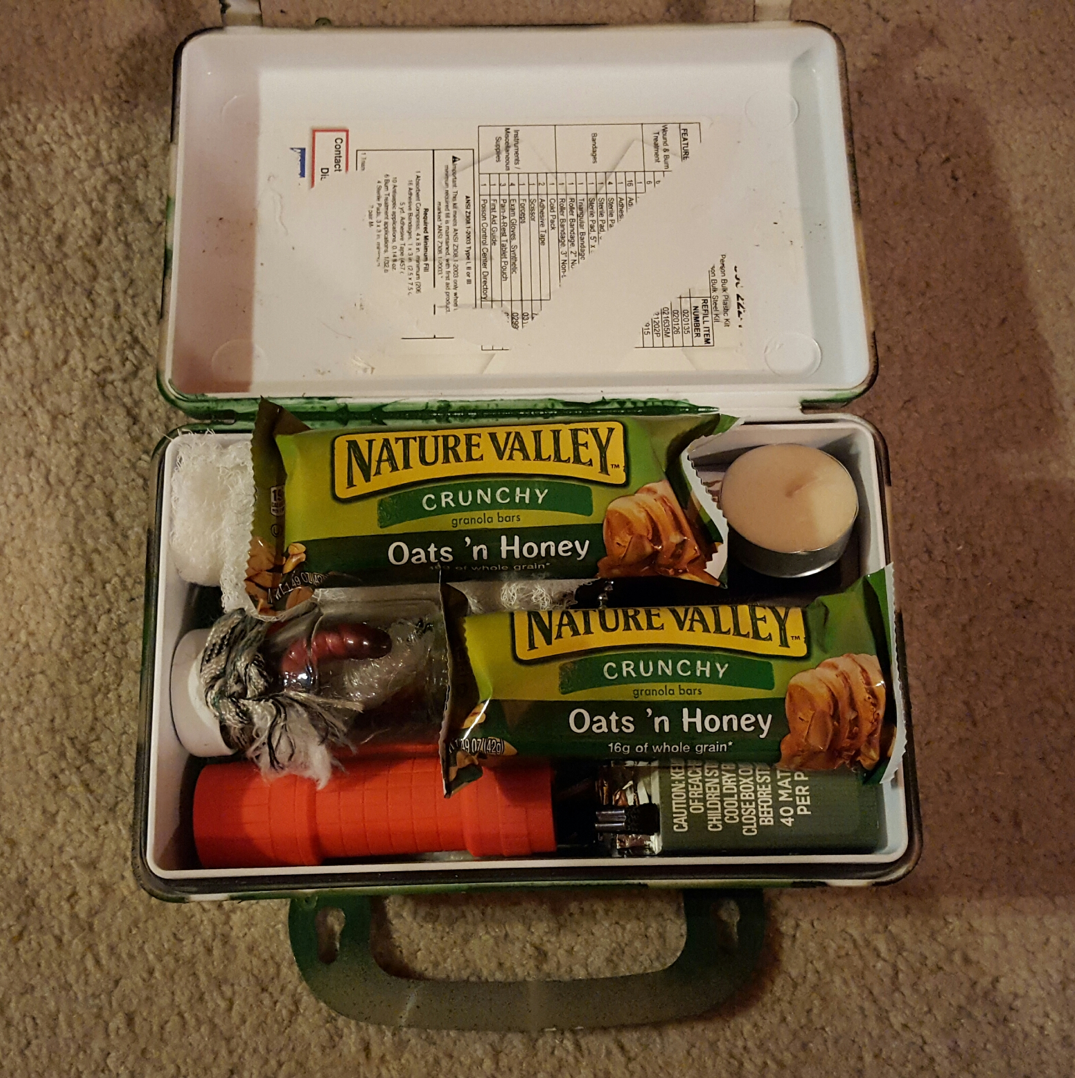 Picture of Survival Items