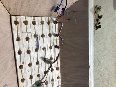 Add Addressable LEDs