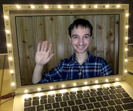 LED Video Chat Light