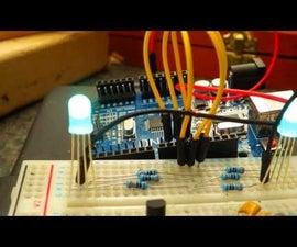 Arduino Mood Light