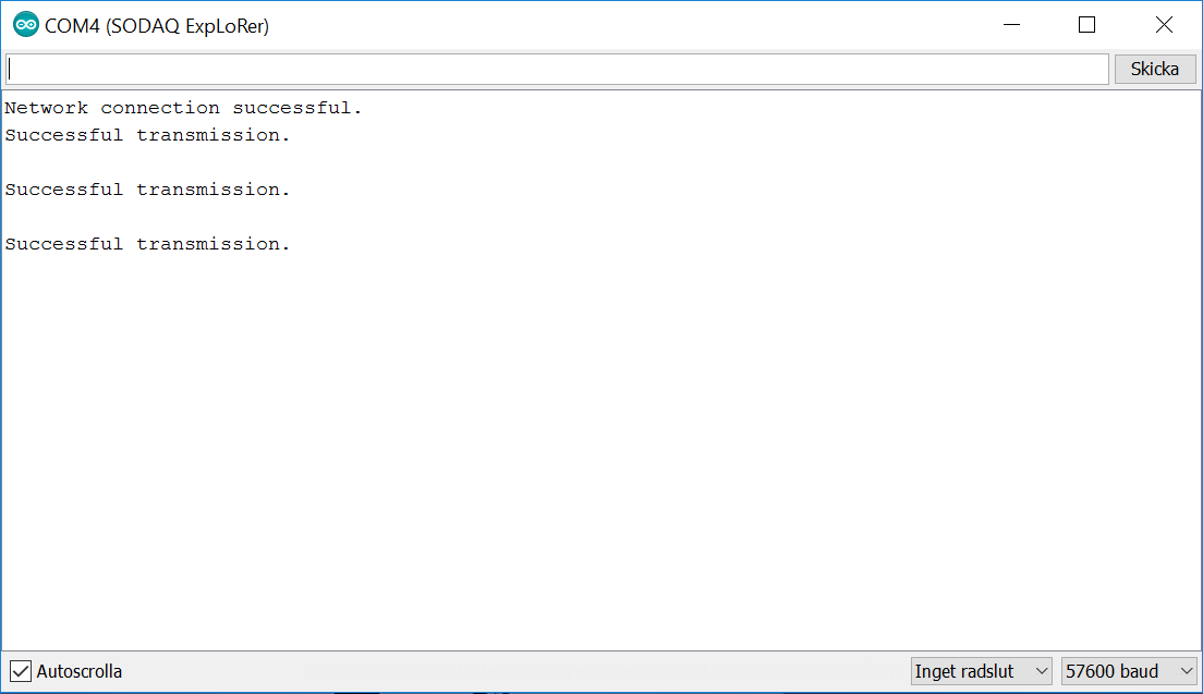 Picture of Debug Communication