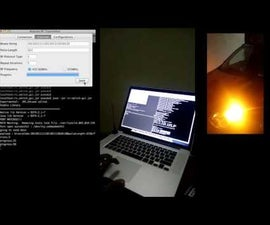 Hack remote RF security locks with GUI controlled arduino and USB TV tuner
