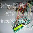 Using MT8870 DTMF Decoder With Arduino