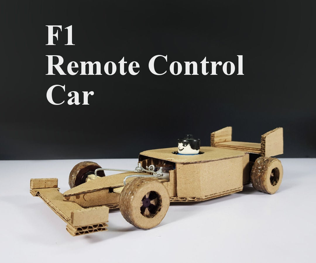 How to Make a Remote Control Car : 8 Steps (with Pictures) - InstructablesInstructables
