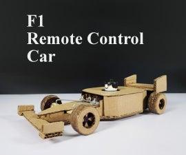 How to Make a Remote Control Car