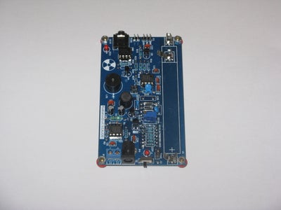 Repairing a DIY Geiger Counter