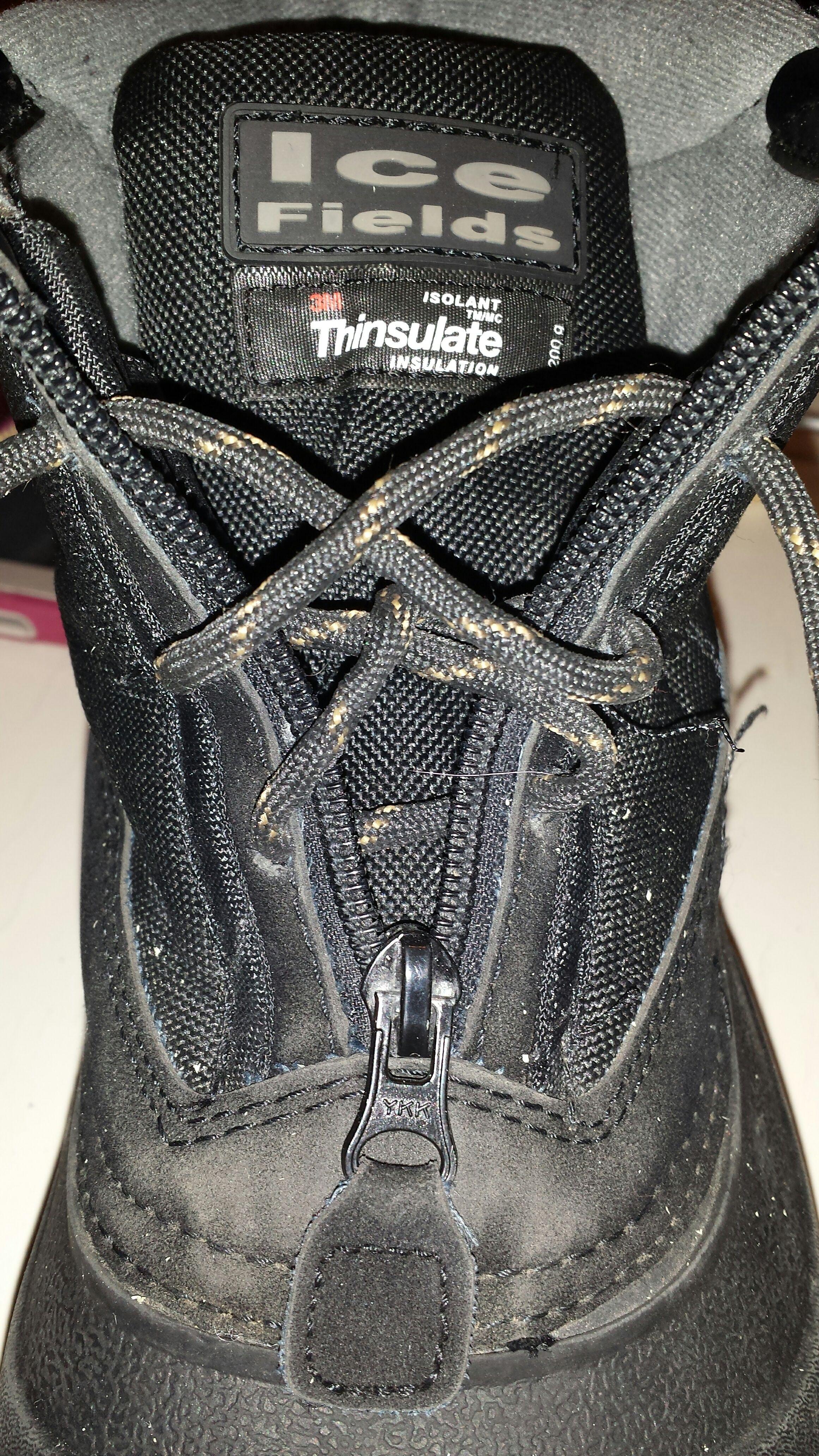 Picture of Kids Winter Boot Zipper Repair