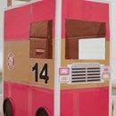 TUTORIAL: DIY Cardboard Fire Truck Engine