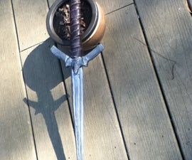 How to Make the Witch King Dagger
