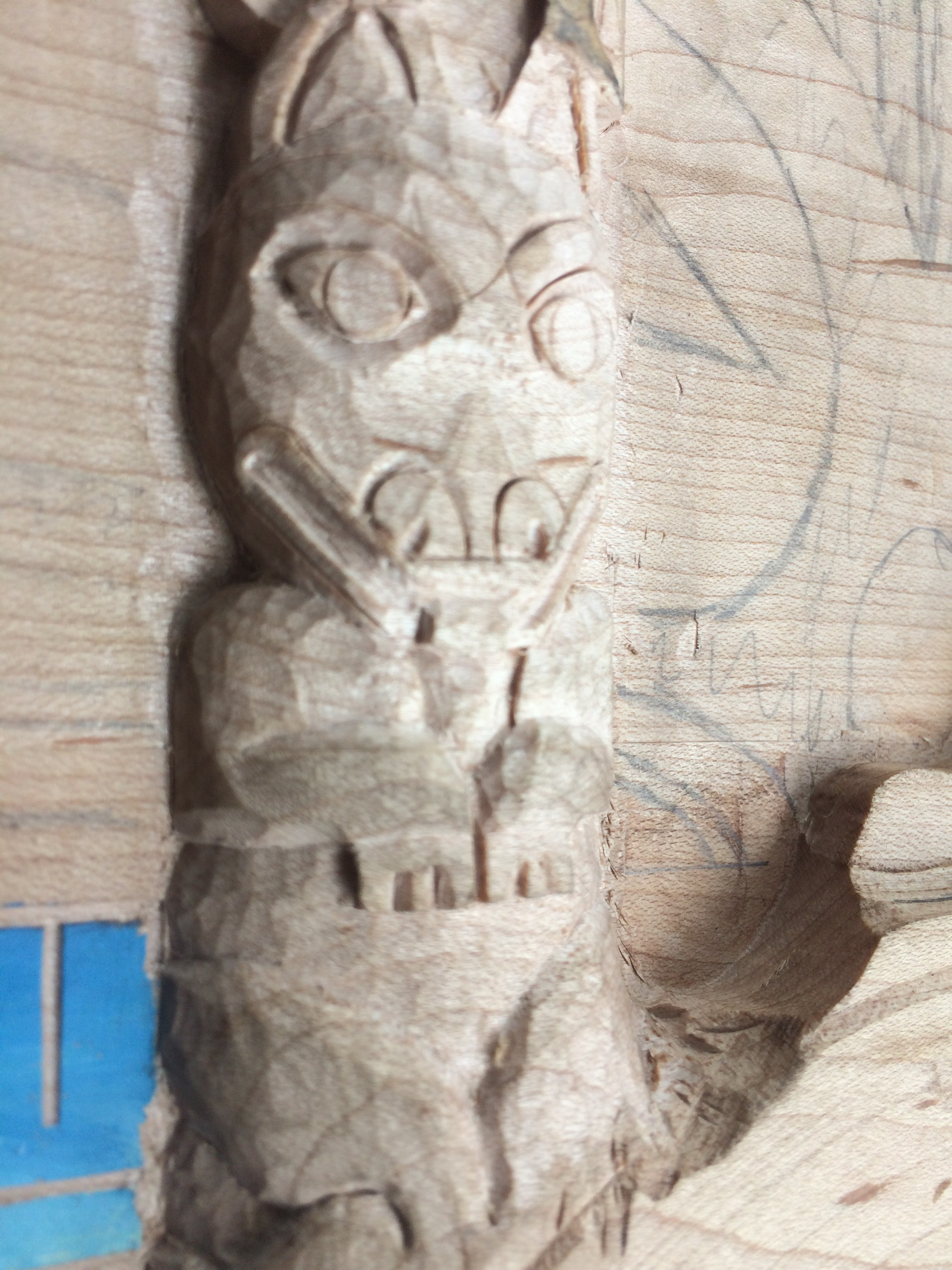 Picture of Carving by Hand