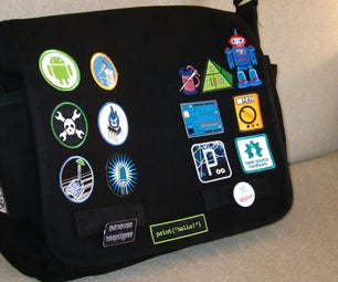 Flair a Hacker Bag