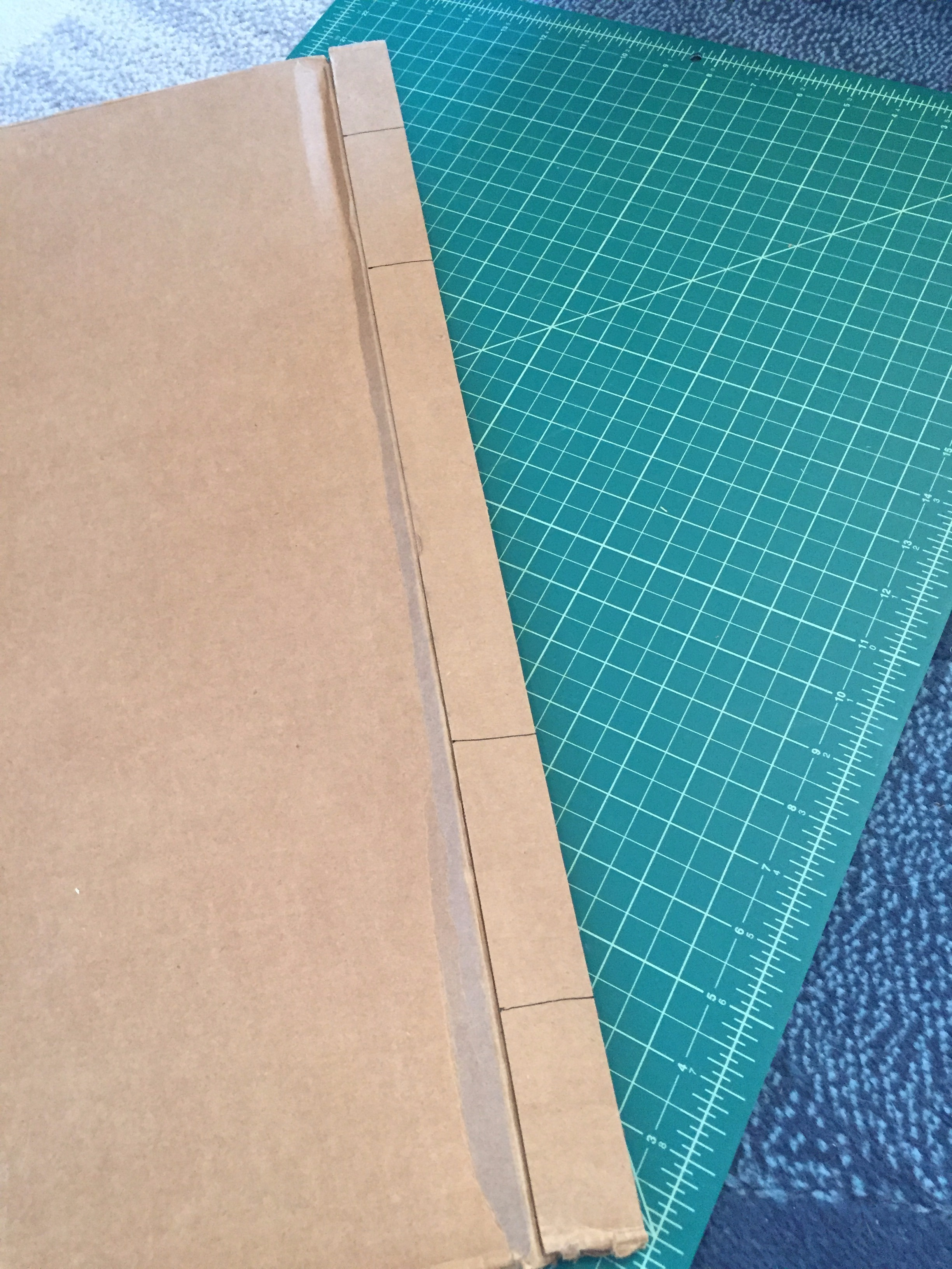 Picture of Cut Vertical Tabs