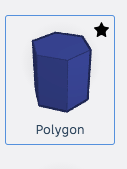 Picture of Create Polygon