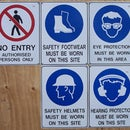 Safety Signs and Their General Use
