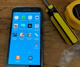 Using a Deactivated Cellphone As a Workshop Tool