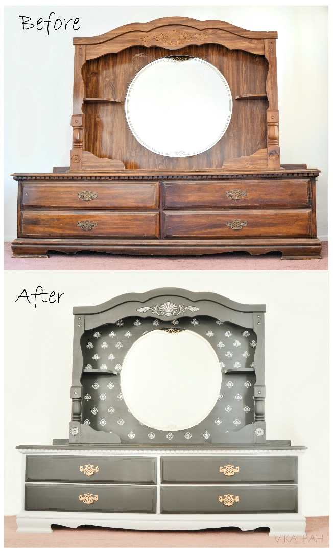 Picture of Dressing Table Makeover
