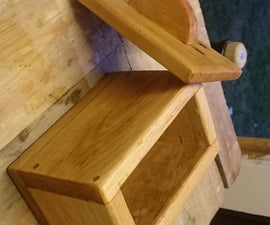 Simple Pallet Wood Box