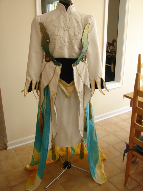 Picture of Sewn Pieces Overview