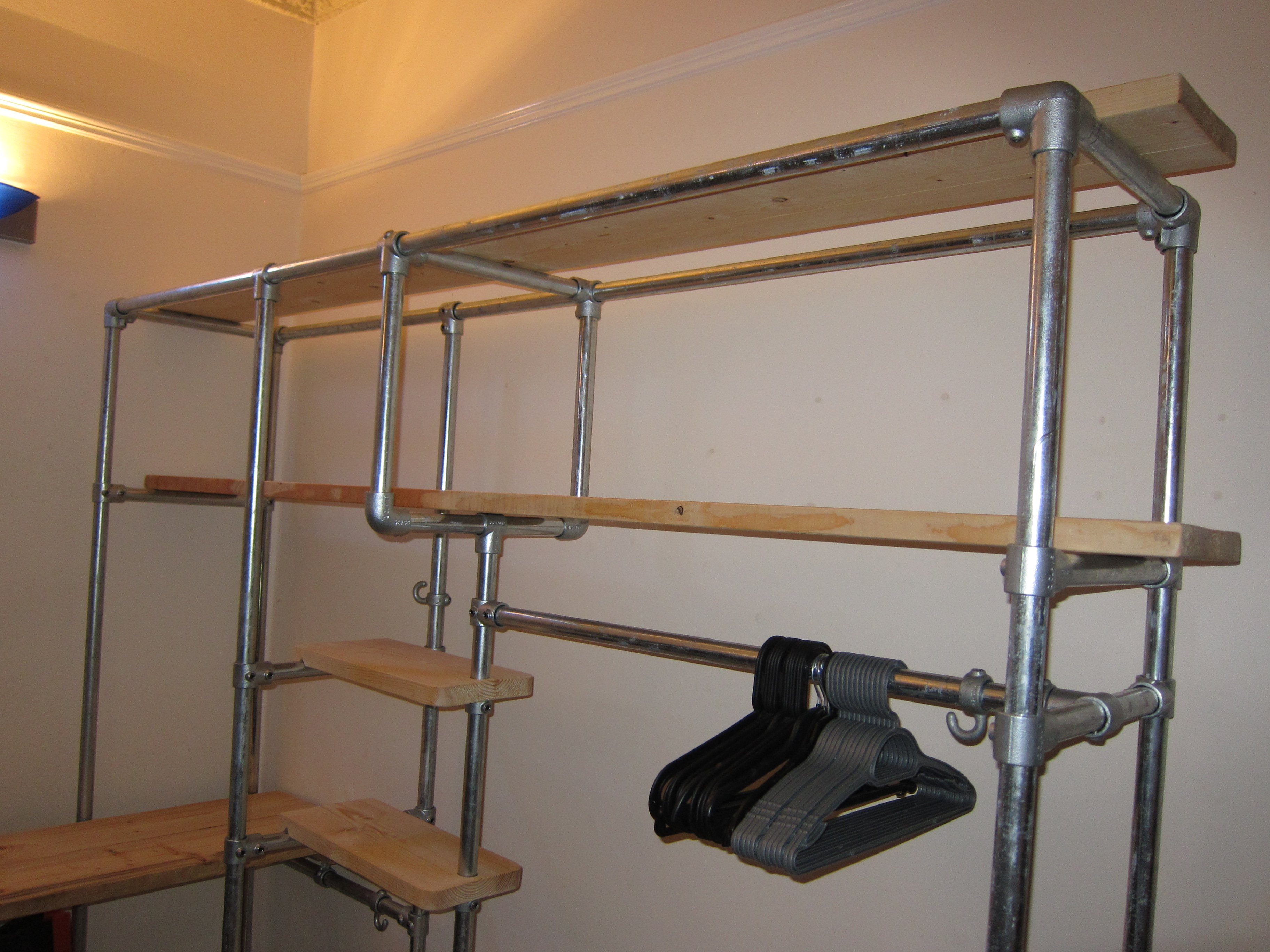 Picture of Scaffold Storage System