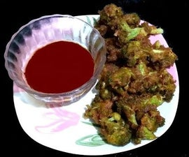 Fried Broccoli | Broccoli Fry | Indian Style Fried Broccoli