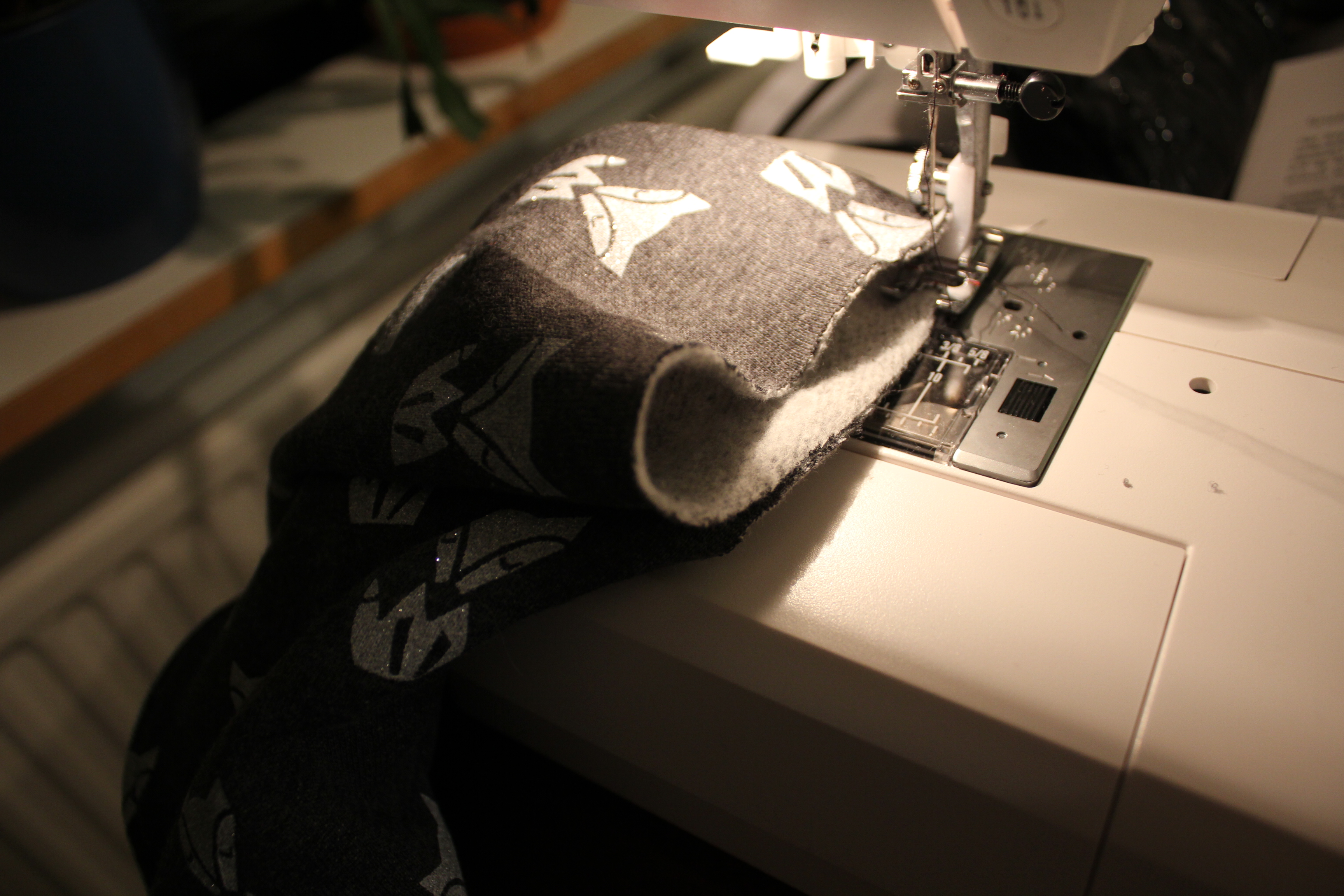 Picture of Sew Sleeves