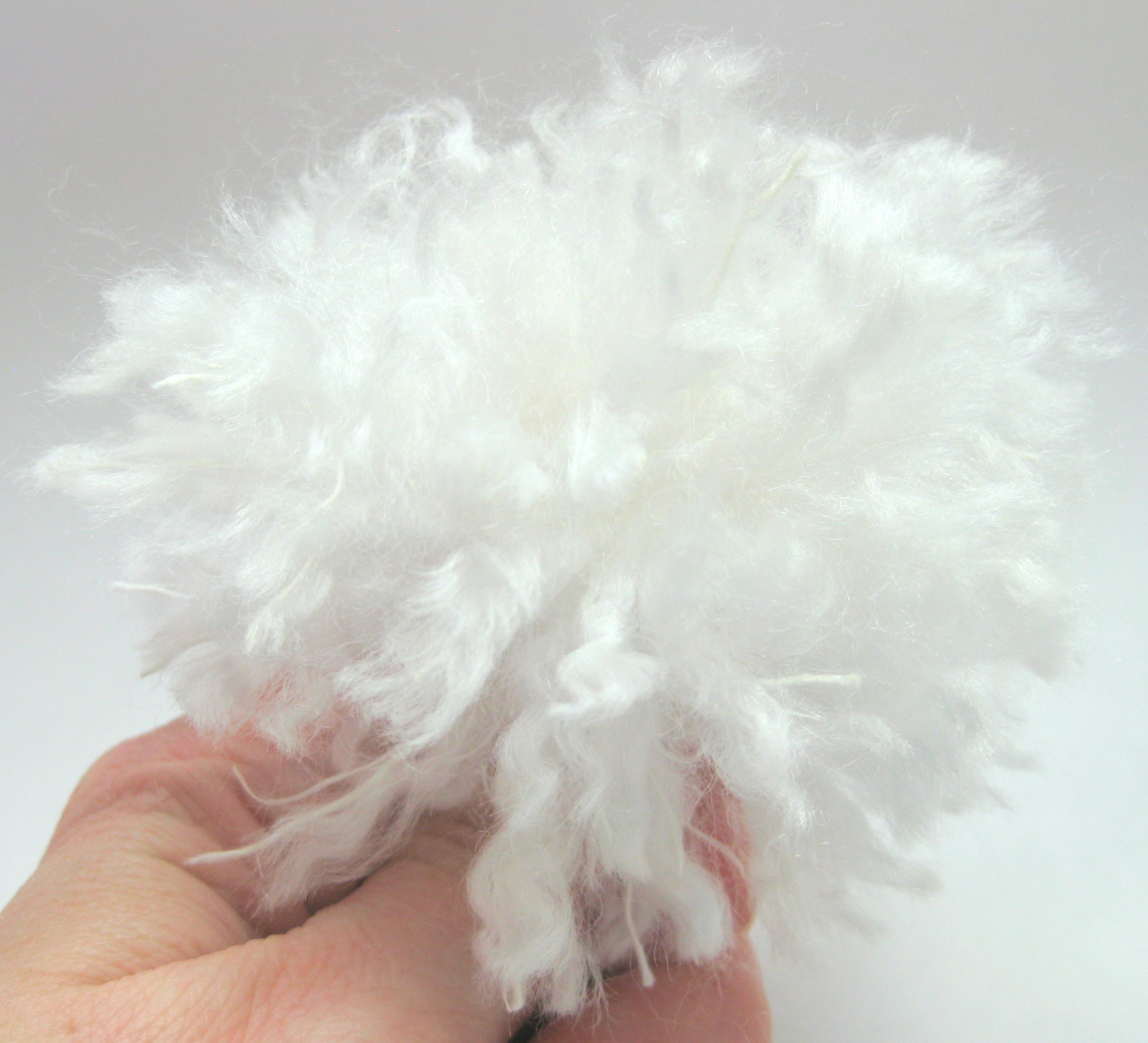 Picture of Making and Attaching the Pom-Pom