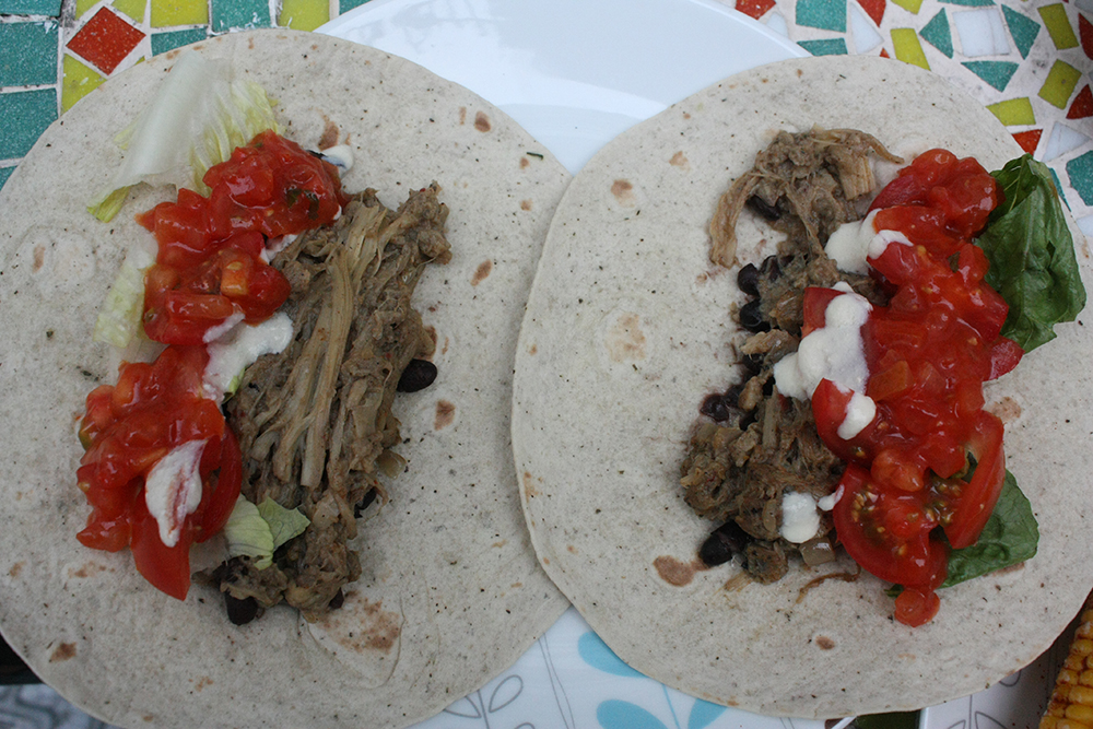 Picture of Finish and Serve the Tacos