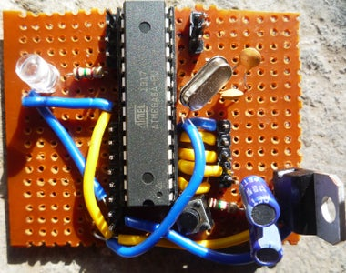 Make Your Own Arduino With Power Supply and Bootloader