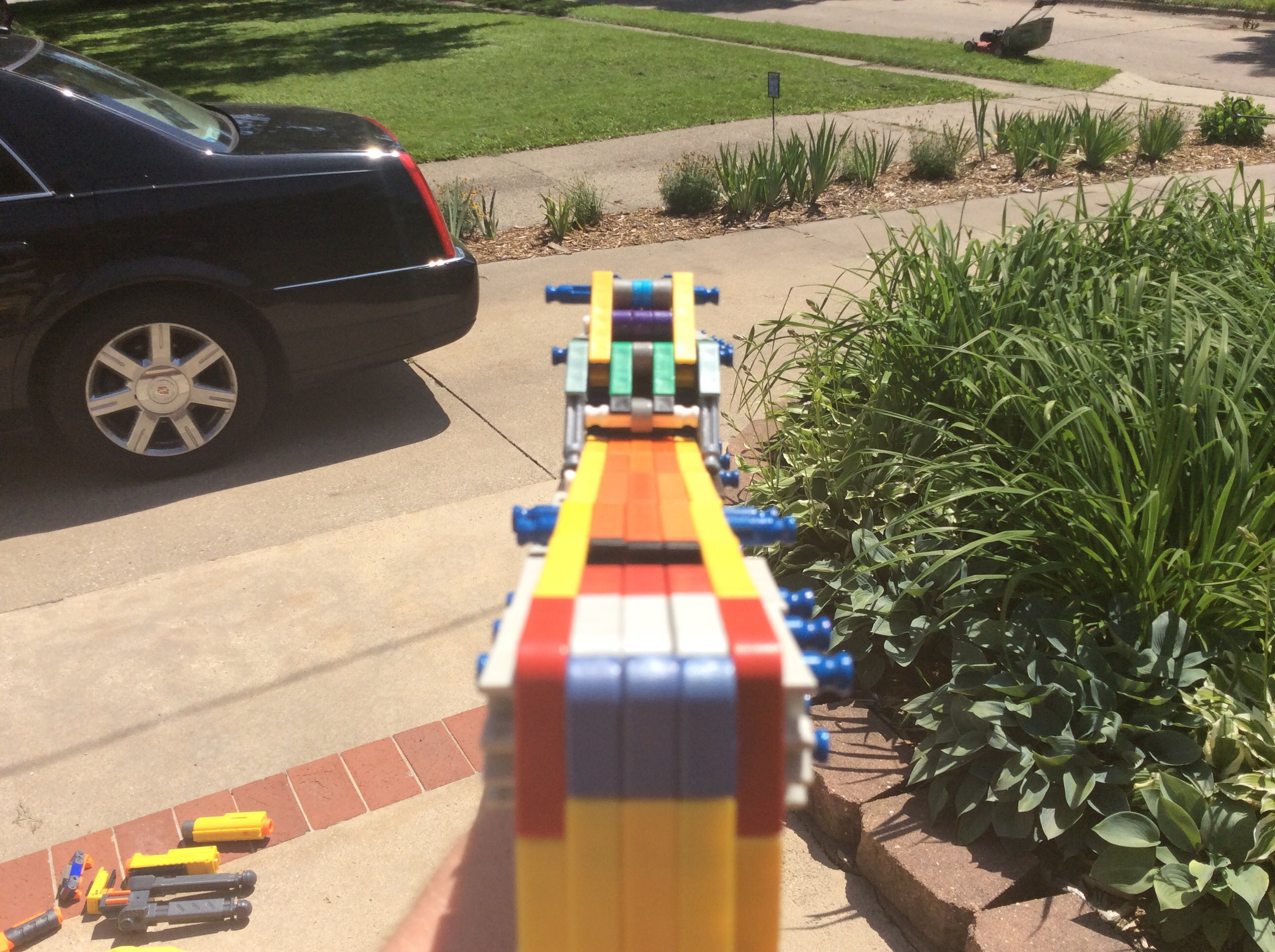 Picture of K'NERF Assault Rifle