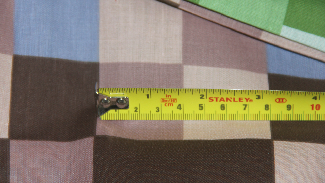 Picture of Measure the Squares.