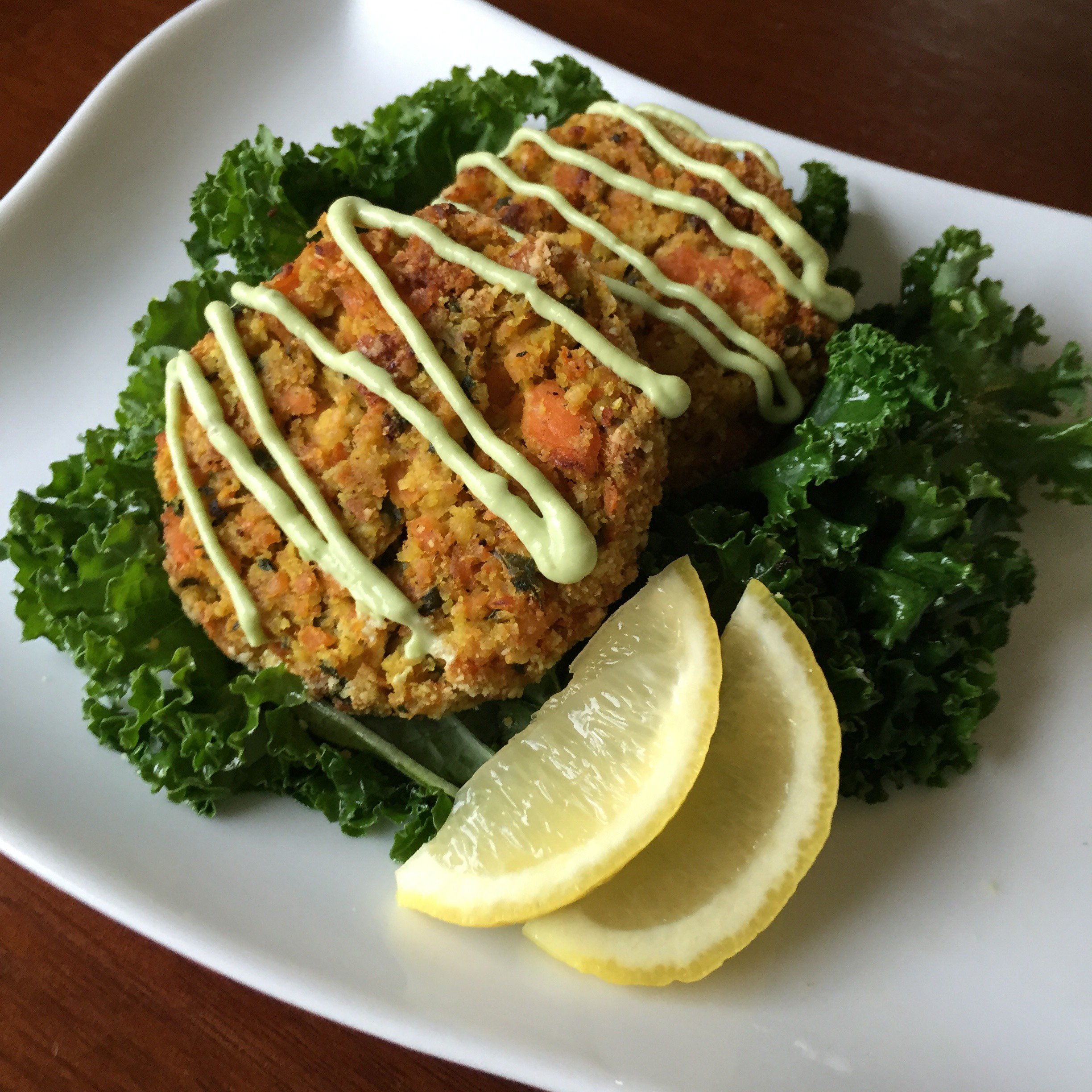 Picture of Healthy Salmon Cakes