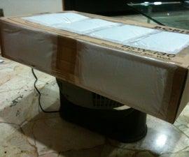 Homemade Air Filter