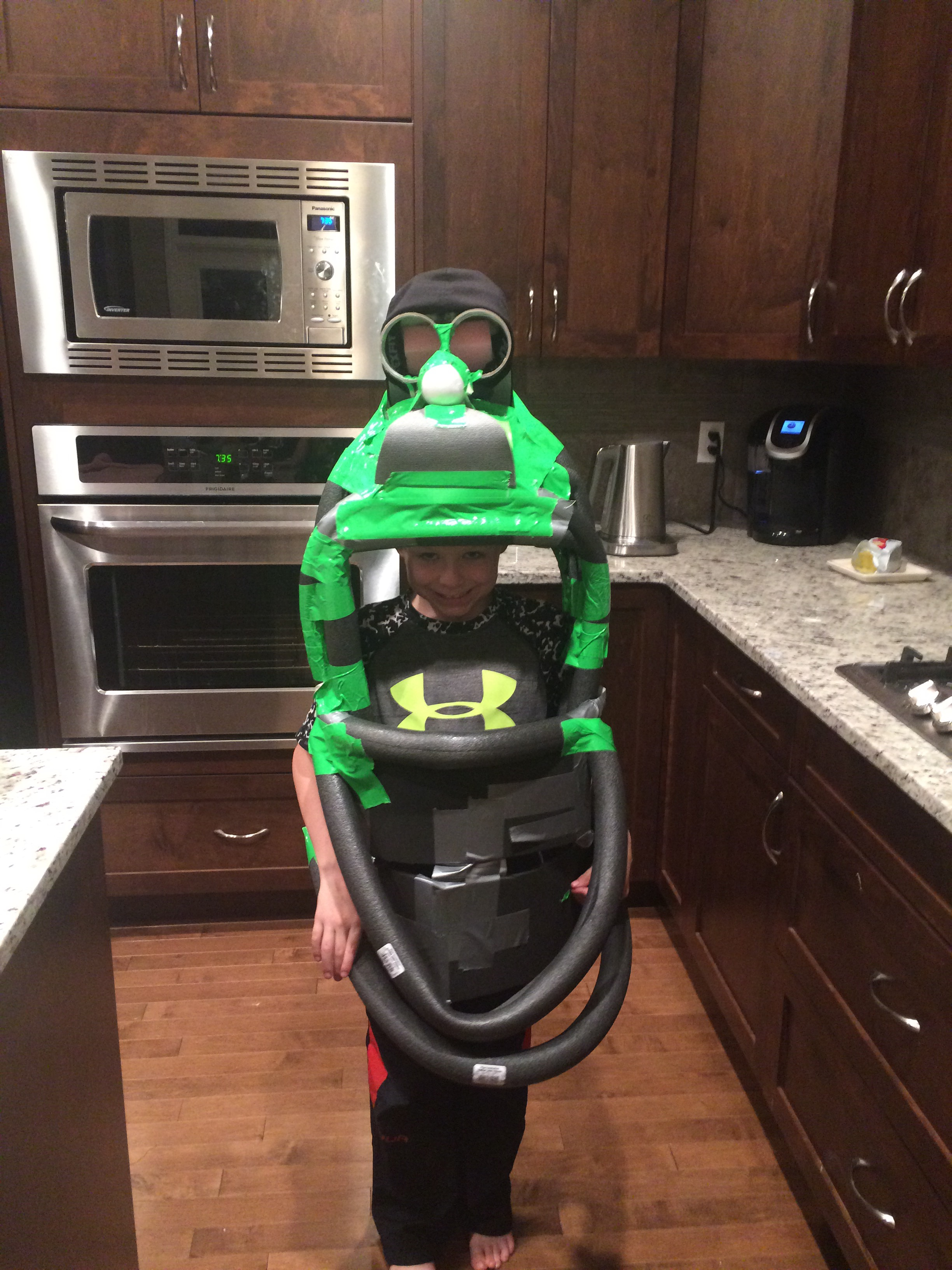 Picture of Slimer Build Up