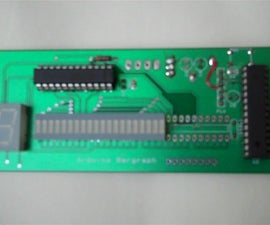 Arduino Based Meter - a many LED Driver