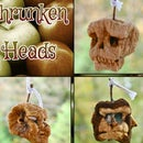 Shrunken Apple Heads