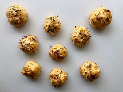 Bake the Puffs.