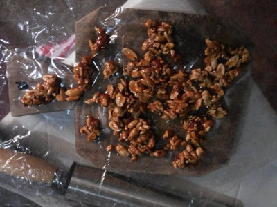 Chocolate Mousse Oats and Nuts Bar