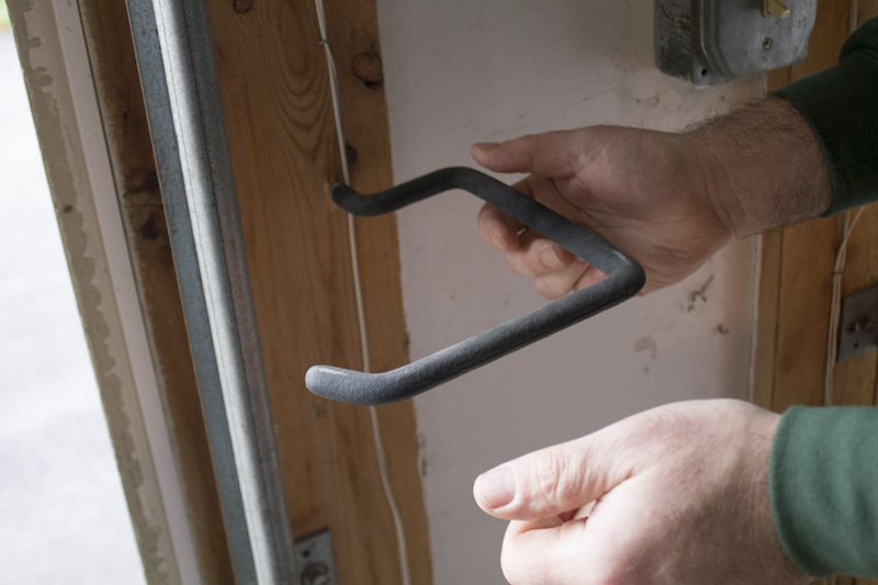 Picture of Install Hook Into Garage Frame