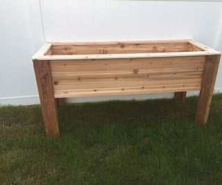 Elevated Planter Raised Bed