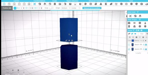Creating a Smaller Hexagon Box