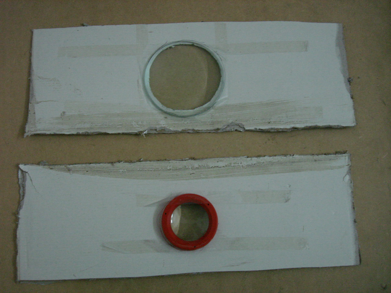 Picture of Cutting and Sticking