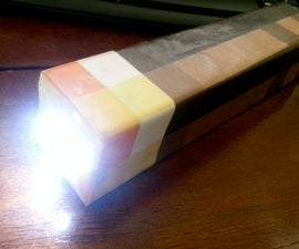 A Minecraft Torch that actually works!
