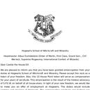 House Elf Emancipation Letter