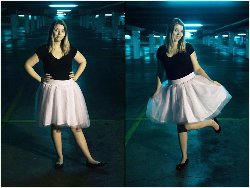Picture of How to Make a Tulle Skirt