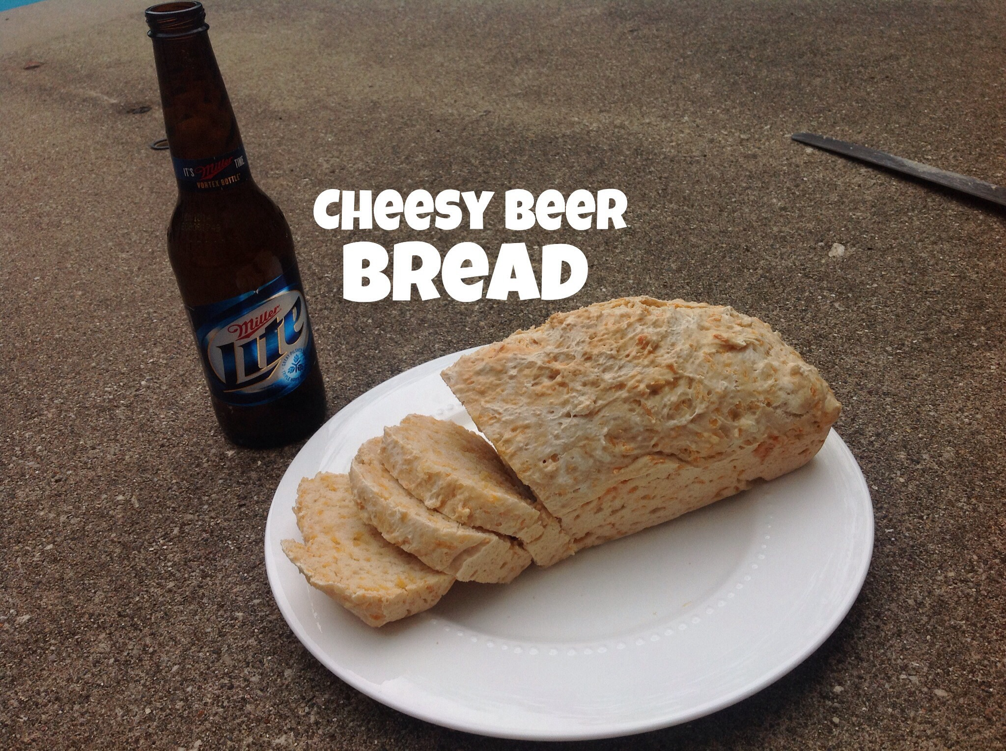 Picture of Cheesy Beer Bread